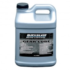 Olio piede Quicksilver Gear Lube High Performance 10 lt.