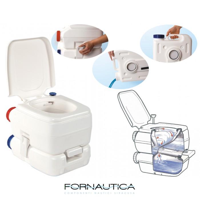 Wc Chimico Portatile Bi Pot Fornautica