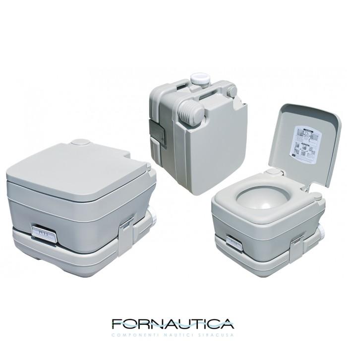 Wc Chimico Portatile Bi Pot Mini Fornautica