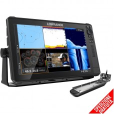 Lowrance HDS-16 Live con Trasduttore Active Imaging 3 in 1