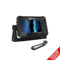 Lowrance HDS-7 Live con Trasduttore Active Imaging 3 in 1