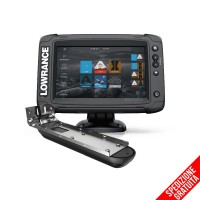 Lowrance Elite-7 Ti2 con Trasduttore Active Imaging 3 in 1