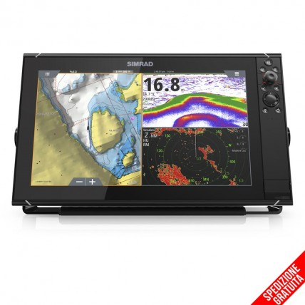Simrad NSS16 evo3 Display Multifunzione